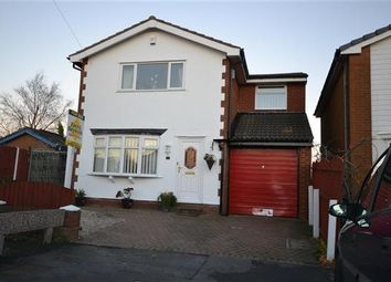Thumbnail 4 bed detached house for sale in Bleasdale Avenue, Staining, Blackpool