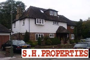 Thumbnail 7 bed detached house to rent in Cedars Close, Hendon