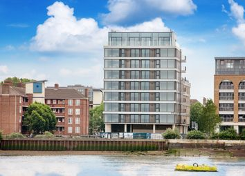 Thumbnail 1 bedroom flat for sale in Thames Street, London