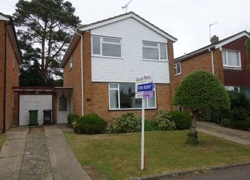 Thumbnail 3 bed detached house to rent in Cotton Road, Potters Bar, Herts
