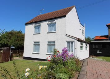 Thumbnail 3 bed detached house for sale in Marsh Road, Lowestoft