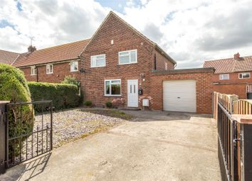 Thumbnail 3 bed end terrace house to rent in Turnhead Crescent, Barlby, Selby