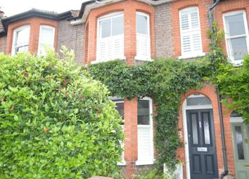 Thumbnail 3 bed terraced house to rent in Shrublands Avenue, Berkhamsted