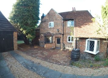 Thumbnail 3 bed cottage to rent in High Street, Hurley, Maidenhead