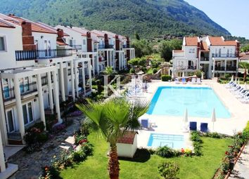 Thumbnail 2 bed semi-detached house for sale in Hisaronu, Fethiye, Muğla, Aydın, Aegean, Turkey