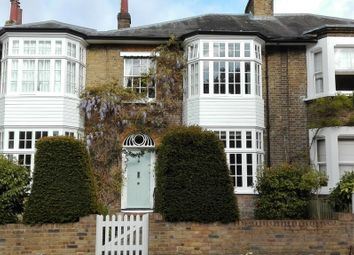 Thumbnail 5 bed semi-detached house for sale in Church Row, Chislehurst