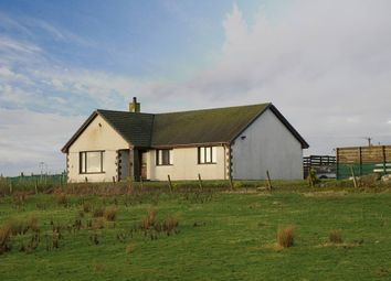 Thumbnail 4 bed bungalow for sale in Occumster, Lybster, Caithness, Highland