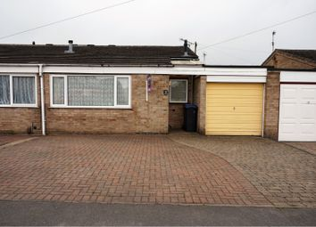 Thumbnail 2 bed semi-detached bungalow for sale in Azalea Drive, Burbage