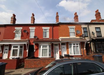 Thumbnail 3 bed terraced house for sale in Foyer Road, Small Heath, Birmingham, West Midlands