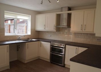 Thumbnail 3 bed end terrace house to rent in Showell Park, Staplegrove, Taunton