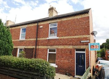 Thumbnail 2 bed end terrace house to rent in Castle Street, Morpeth