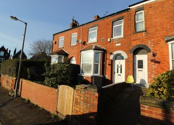 Thumbnail 2 bed terraced house for sale in Marlborough Street, Gainsborough