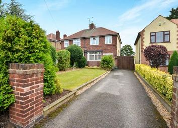 Thumbnail 3 bed semi-detached house for sale in Old Mill Lane, Forest Town, Mansfield, Nottingham