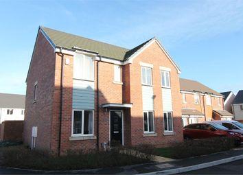 Thumbnail 4 bed detached house for sale in Wayfarer Close, Weston-Super-Mare