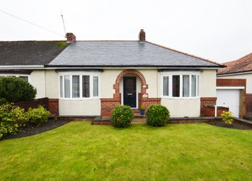 2 bed semi-detached bungalow for sale in Wellbank Road, Washington, Tyne And Wear NE37