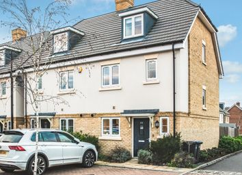 4 bed end terrace house for sale in Brookwood Farm Drive, Knaphill, Woking GU21