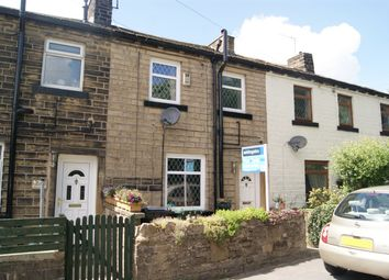 Thumbnail 2 bed terraced house for sale in Hebble Row, Oakworth, West Yorkshire