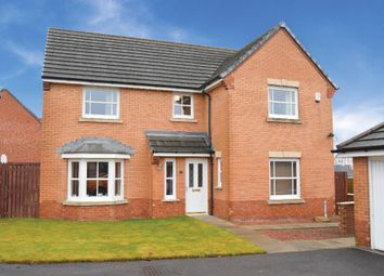 Thumbnail 4 bed detached house for sale in Henryson Crescent, Larbert