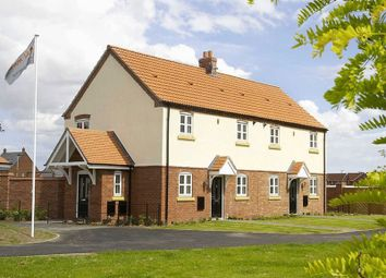 Thumbnail 1 bed flat for sale in Runnymede Lane, Kingswood, Hull