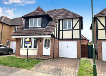 Thumbnail 4 bed detached house to rent in Blenheim Drive, Rustington, Littlehampton