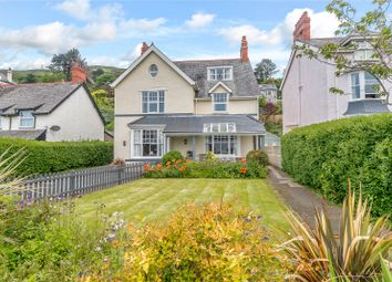 Thumbnail 8 bed detached house for sale in Aberdovey