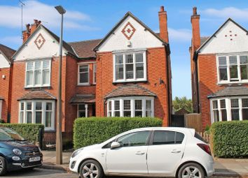 Thumbnail 4 bedroom semi-detached house for sale in Lorne Road, Clarendon Park, Leicester