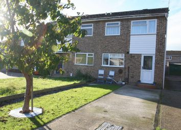 Thumbnail 3 bed semi-detached house for sale in Willow Crescent, Worthing