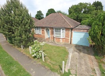 Thumbnail 2 bed detached bungalow for sale in Parkhurst Road, Horley, Surrey