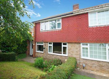 Thumbnail 3 bedroom semi-detached house for sale in Glebelands, Crayford, Dartford
