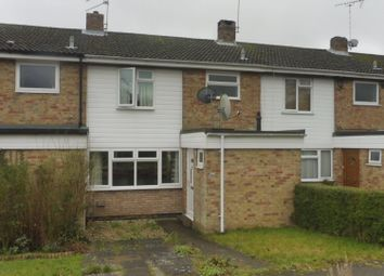 Thumbnail 3 bedroom terraced house for sale in Caie Walk, Bury St. Edmunds