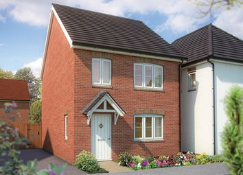 "3 bed property for sale in ""The Hazel"" at Drake Grove, Burndell Road, Yapton, Arundel BN18"