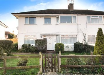Thumbnail 2 bed flat for sale in The Crescent, Manor Road, East Preston