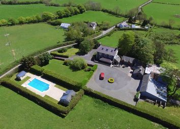 Thumbnail 5 bed farm for sale in Aberystwyth, Ceredigion
