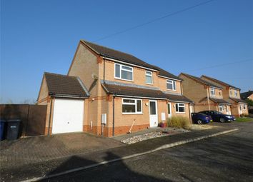 Thumbnail 3 bed semi-detached house for sale in Hansell Road, Brampton, Huntingdon, Cambridgeshire