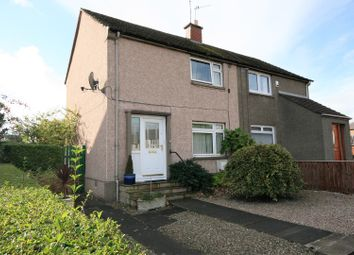 Thumbnail 2 bed semi-detached house for sale in Dundas Street, Bonnyrigg