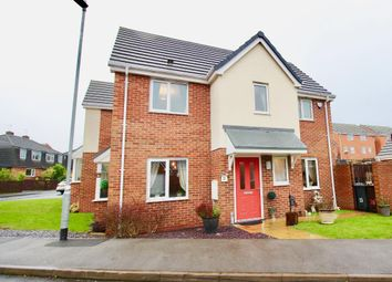 Thumbnail 3 bed detached house for sale in Gate Street, Weston Heights, Stoke On Trent
