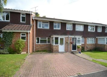Thumbnail 3 bed terraced house for sale in White Cottage Close, Farnham, Surrey