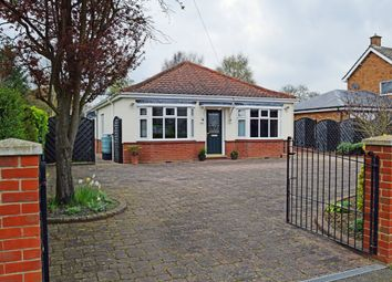 Thumbnail 3 bedroom detached bungalow for sale in Catherine Road, Woodbridge