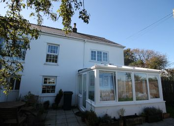 Thumbnail 3 bedroom detached house to rent in Mabe Burnthouse, Penryn