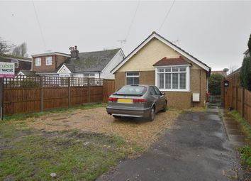 Thumbnail 2 bed bungalow for sale in Hewarts Lane, Bognor Regis, West Sussex