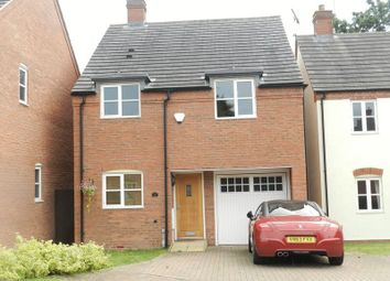 Thumbnail 3 bed detached house to rent in Simons Close, Swinford, Lutterworth