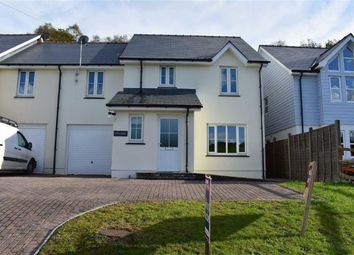Thumbnail 4 bed semi-detached house for sale in Heol Y Fedwen, Ciliau Aeron, Lampeter