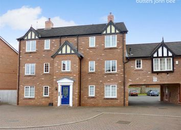 Thumbnail 1 bed flat for sale in Sutton Close, Nantwich