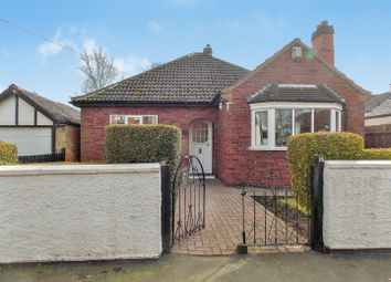 Thumbnail 2 bed detached bungalow for sale in South Street, Draycott, Derby
