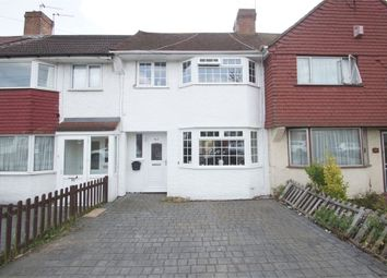 Thumbnail 3 bed terraced house for sale in Orchard Rise East, Sidcup, Kent