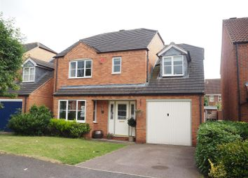 Thumbnail 4 bed detached house for sale in The Osiers, Newark