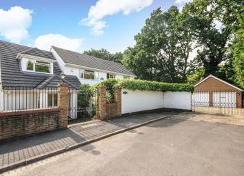 Thumbnail 6 bed detached house for sale in Snows Paddock, Windlesham