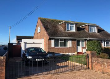 Thumbnail 4 bed bungalow for sale in Roundhouse Lane, Exmouth