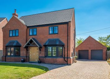Thumbnail 4 bed detached house for sale in Stour Field Close, Clifford Chambers, Stratford-Upon-Avon, Warwickshire