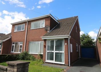Thumbnail 3 bedroom semi-detached house for sale in Malstone Avenue, Baddeley Green, Stoke-On-Trent